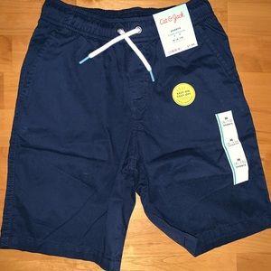 New boys shorts size m(8/10)  Cat & Jack
